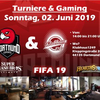 Klubhaus Juli 2019