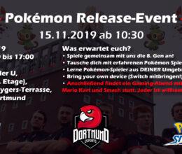 Pokémon Release-Event