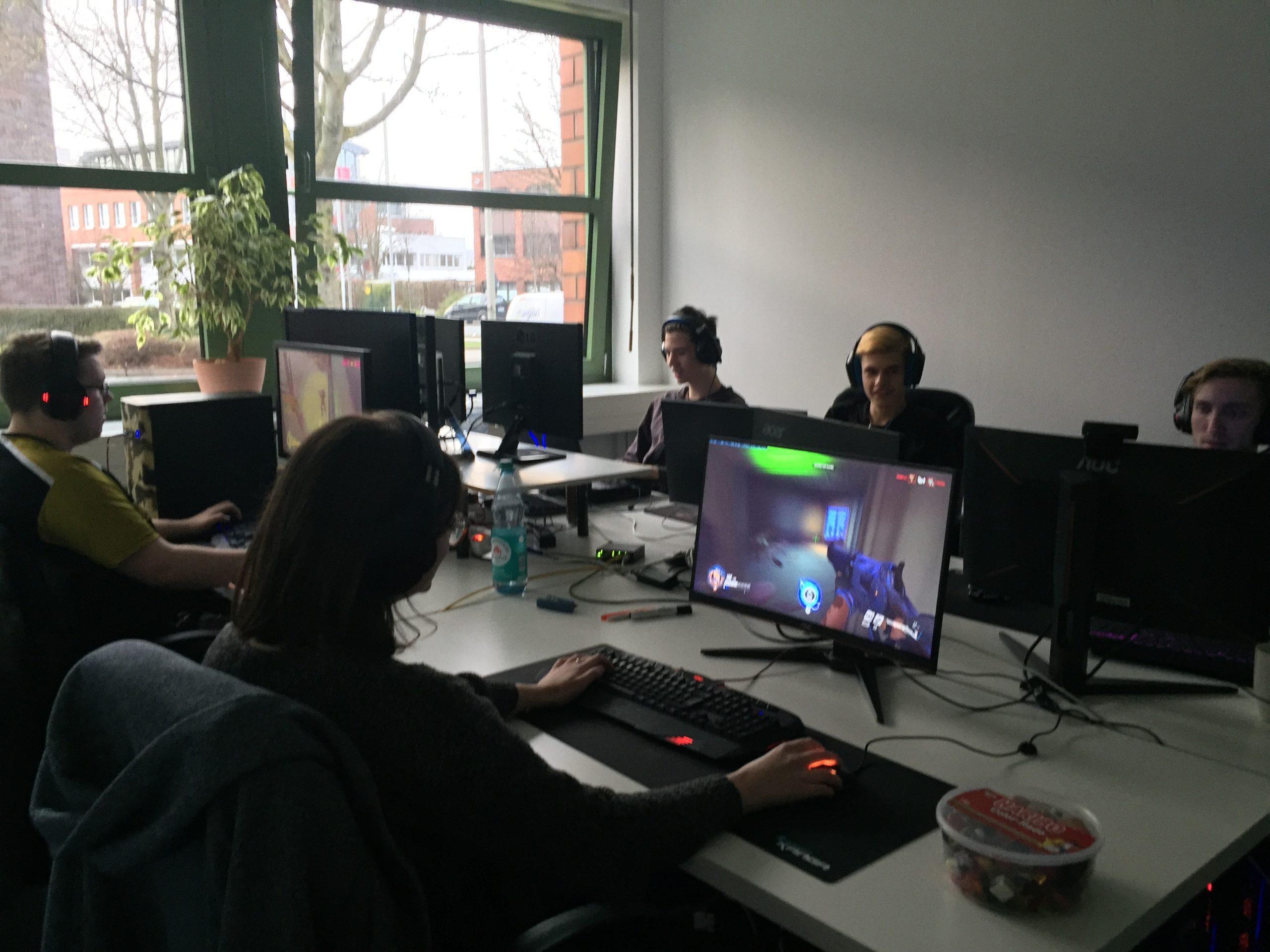 Overwatch LAN